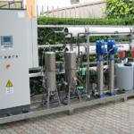 demineralization plants