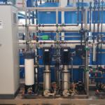 demineralizzazione acqua industriale