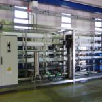 demineralizzazione acque industriali
