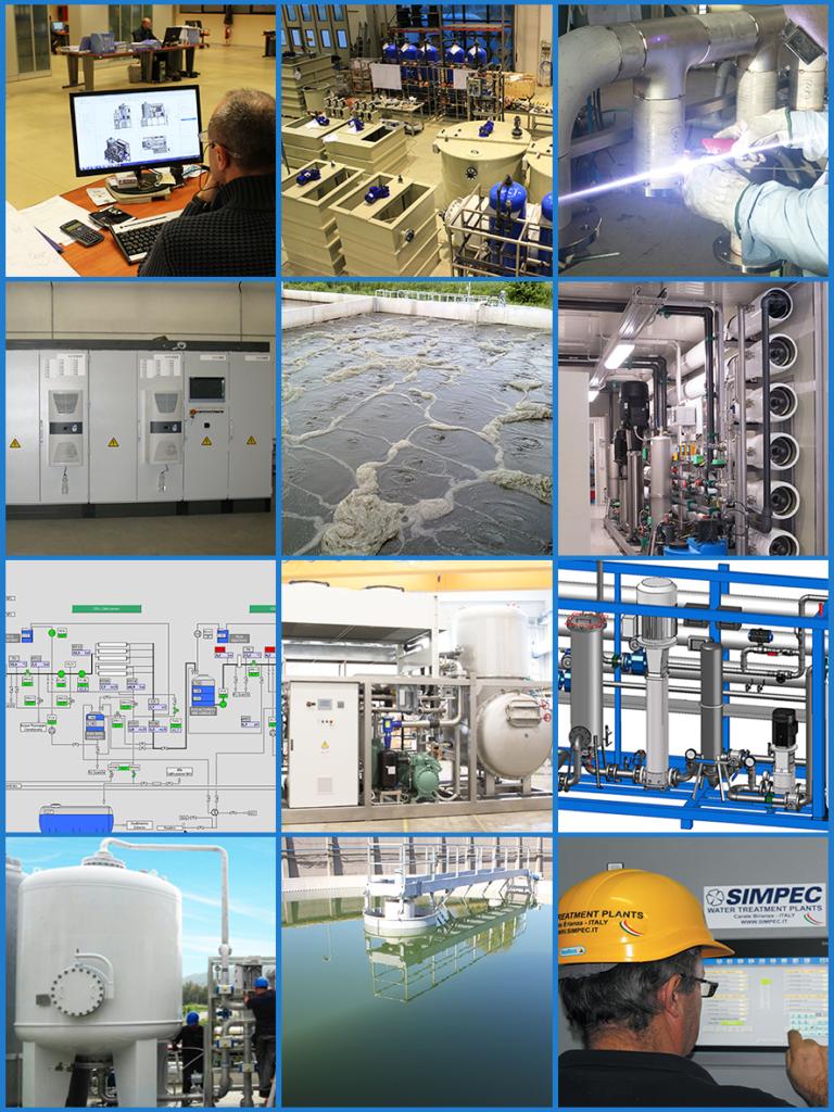impianti di trattamento acque relfue
