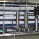 impianto demineralizzazione acqua