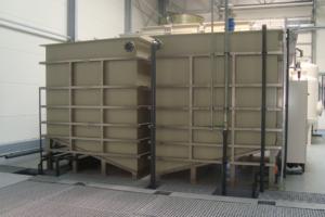 impianto di depurazione acqua