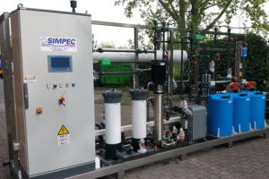 impianti ad osmosi inversa industriale