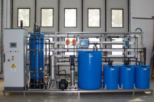 nanofiltration plant simpec