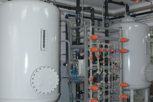 primary water treatment plants