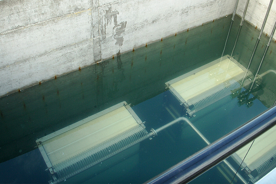 ultrafiltration membrane plants