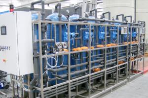 impianti depurazione acque skid