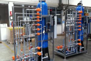 impianti purificazione industriali