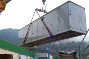 impianti trattamento acqua container